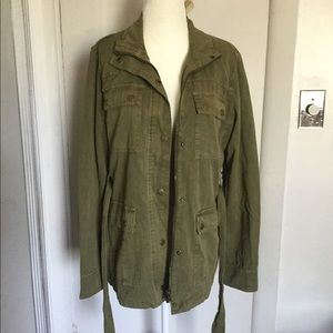 New Women's Military Jacket